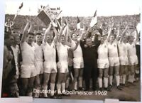 1.FC Köln + Deutscher Fußball Meister 1962 + Fan Big Card Edition F19 +
