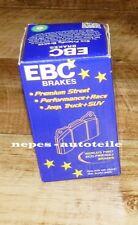1x EBC Brakes DP31501C Redstuff Bremsbeläge FORD HOLDEN COMMODORE NISSAN SKYLINE