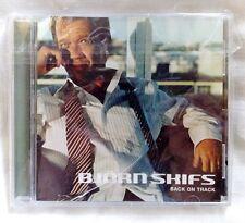 CD - Björn Skifs - Back on track - EMI - 2001 -  Schweden - Neu! (A50)