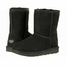 Ugg Big Kids Boots Black Size 5