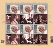 Poland / Polen 2020 - Fi S/S 5094** 100th anniversary of birth St. John Paul II