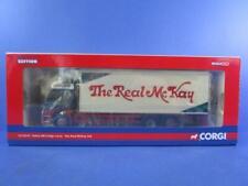 CORGI CC13515 VOLVO FM FRIDGE LORRY THE REAL McKAY LTD, 1/50, MIB!