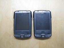 Lot of 2 Hp iPaq Pocket Pc Pda Hstnh-L05C-Wl (1) hx2495b (1) hx2755
