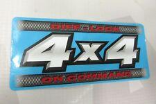 Yamaha EMBLEM ATV VTT OEM Part 37S-F163G-00-00  1 YFM BLUE STICKER
