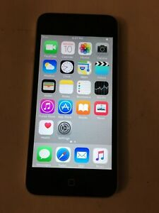 Apple iPod Touch 5th Generation (16GB) Silver, Good Condition