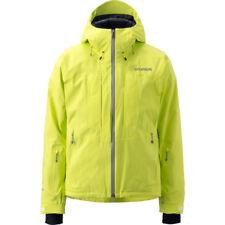 NEW With Tags GOLDWIN Mens Passion Yellow Ski Jacket Size XXL