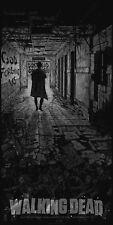 The Walking Dead Daniel Danger (White Variant) AP Edition Print zombie horror tv