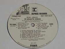 Moby Grape-20 Granite Creek-ORIGINAL 1971 US Psych PROMO LP-CLEAN!