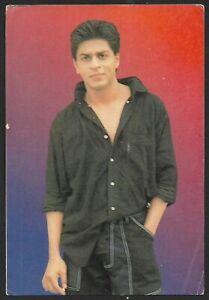India Bollywood Postcard SHAHRUKH KHAN