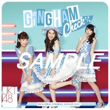 JKT48 Gingham Check (CD+DVD) (Regular Version)