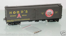 Precision Scale Spur 0 16089 Milk Tank Car Messingmodell in OVP (JL7696)