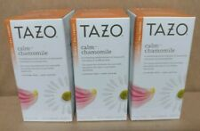 Tazo® Tea Bags, Calm Chamomile, 24count/Box (3 COUNT)