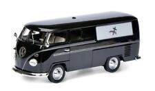 """VW T1 Hearse """"Black"""" (Schuco 1:43 / 8811)"""