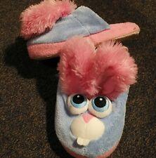 Girls Bunny Stompeez M Slippers