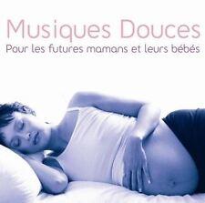 Musiques Douces Pour Les Futures Mamans Et Leurs Bébés [CD] Divers (6218)