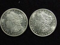1921-D Morgan Silver Dollar SLIDER (1 COIN)
