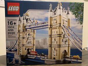 LEGO Creator Tower Bridge (10214) - Factory Sealed