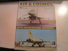 **e Air & Cosmos n°1093 Warton sortie de l'EAP / Istres : Essais du Rafale