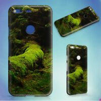 FOREST MOSS NORWAY HARD BACK CASE FOR GOOGLE PIXEL PHONE