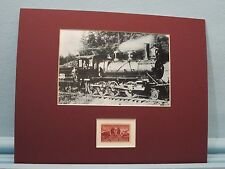 Casey Jones - Engineer of the Cannonball Express honored by his own stamp
