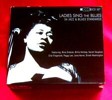 Ladies Sing the Blues 3 CD BOX SET OUT OF PRINT RARE