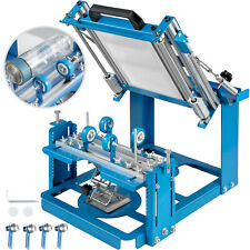 Screen Printing Machine Manual Cylinder Screen Printing Machine 200*100mm