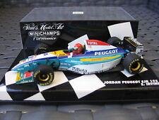 F1 Jordan Peugeot ARY 195 1995 Minichamps 1:43 Eddie Irvine NEUF/Comme neuf!