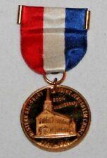 Western Salisbury Pa. Joint Jerusalem Church 200th Anniversary 1941 Medal W/ rib