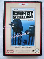 Empire Strikes Back NES Nintendo edicion española Spanish PAL B european