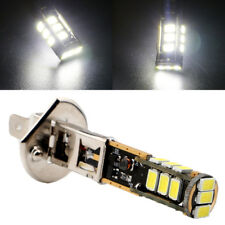 10Pcs H1 5730 15SMD Car White Fog LED Driving Light Bulbs Head Lamps 12V 24V