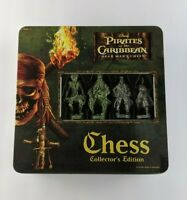 Disney Pirates of the Caribbean Dead Man's Chest Complete 2006 Chess Set