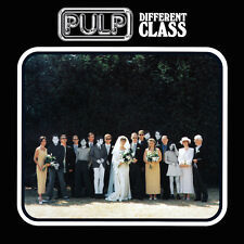 PULP DIFFERENT CLASS NEW SEALED VINYL LP REISSUE IN STOCK
