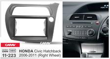 CARAV 11-223 Car Radio Fascia Plate Panel Frame For HONDA Civic Hatchback RHD