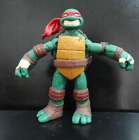 Playmates TMNT Teenage Mutant Ninja Turtles Raphael  action figure  #dg4