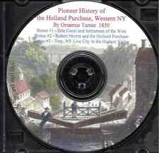 Holland Purchase in Western New York + The Erie Canal ebooks