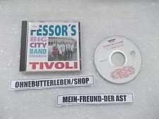 CD Jazz Fessor's Big City Band - Live Jazzhus Slukefter Tivoli (13 Song) OLUFSEN