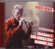 CD (NEU!) DAVID BOWIE - Kinder vom Bahnhof Zoo (dig.rem.Heroes Helden Stay mkmbh