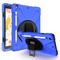 iPad 7th Gen Case, Heavy Duty Shield Case Cover for For Apple iPad 10.2 7th Gen
