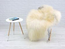 REAL / ICELANDIC / SHEEPSKIN / RUG / SOFA FLOOR CHAIR COVER / HIDE / SKIN G543