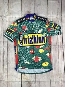 pearl izumi triathlon All Over Cycling Jersey Size M Womans