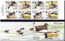 Birds Alandic Stamps