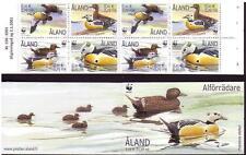 Birds European Stamp Booklets