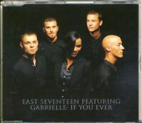 EAST 17 - if you ever  4 trk MAXI CD 1996