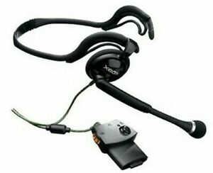 NEW MICROSOFT MIC MICROPHONE COMMUNICATOR HEADSET 4 ORIGINAL XBOX