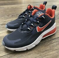 🔥NEW Nike Air Max 270 React Shoes Navy Blue Red White Men's Size 11.5 BRAND NEW