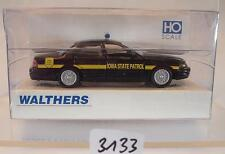 Walthers 1/87 Nr. 01150 Ford Crown Victoria U.S. State Patrol Iowa OVP #3133