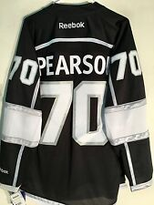 Reebok Premier NHL Jersey Los Angeles Kings Tanner Pearson Black sz L