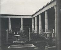Pompei Italia Foto Ham Vintage Ca