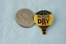 HOT AIR BALLOON PIN MICHELOB DRY # 2