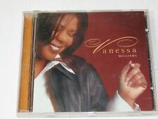 Vanessa by Vanessa Williams CD 2002 Compendia Music Group Hail Or High Water
